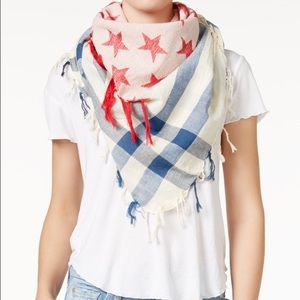 Collection XIIX Accessories - Collection Eighteen Stars and Stripes scarf!!