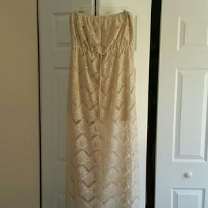 Maxi dress SZ L
