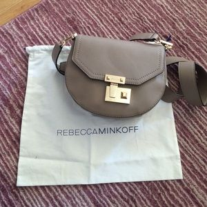 Flash SaleRebecca Minkoff Paris Saddle Bag
