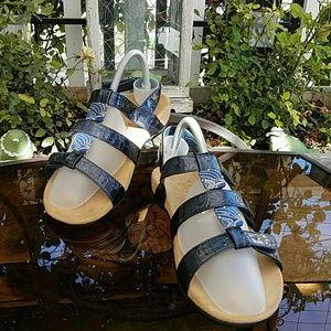 Bionic Ortho Heel Tennis Shoes