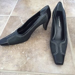NWOT Naturalizer Black heels