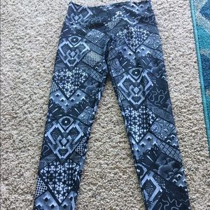 Onzie S/M long leggings in Noir