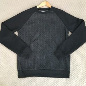 Sovereign Code Other - SALE! EUC Sovereign Code Two Tone Gray Sweatshirt