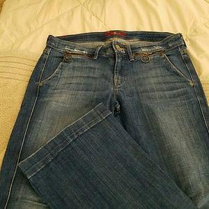 7FAM Bootcut Jeans Sz 29