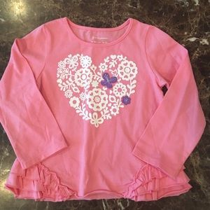 First Impressions Other - Pink long sleeve tee