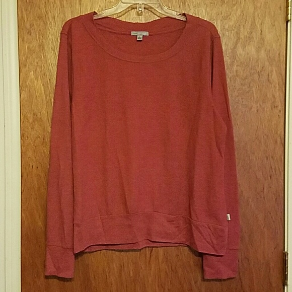 7180fba51c90 Horny Toad Tops - Horny Toad Organic Cotton Boat Neck Tunic