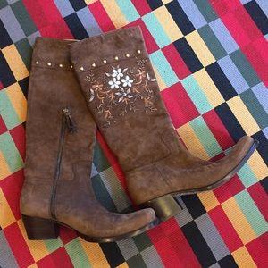 miu miu by Prada boots