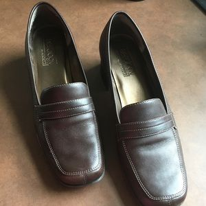 Aerology Shoes - Aerology Brown Loafers