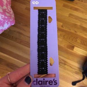 Clare Vivier Jewelry - Claire's crochet choker