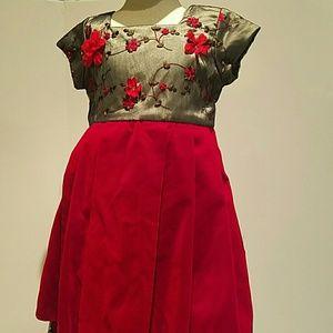 Little Mass Other - Little Mass Formal Holiday Dress