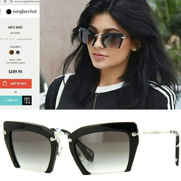 981b0420117f Authentic MIU MIU Rasoir Sunglasses. M 581cf7843c6f9f9cc80005c3