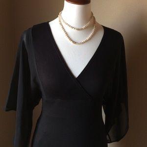 Carmen Marc Valvo Dresses & Skirts - 👗 LBD by Carmen Marc Valvo Size Small 👗NWOT