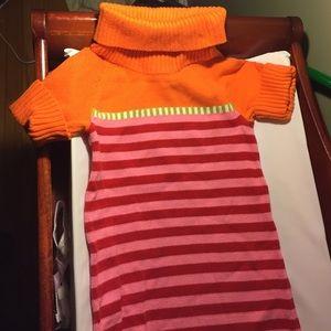 Other - Euc Gymboree size 8 turtleneck sweater dress