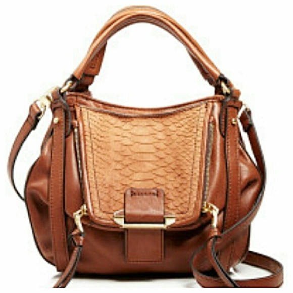 6446503419 Kooba Handbags - Kooba Mini Jonnie Leather Crossbody Bag