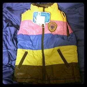 TC Other - BNWT Children's Place vest sz 4