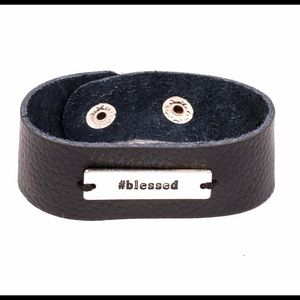 Genuine Leather /Animal Print Cuff Bracelets