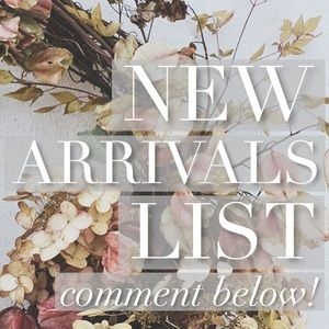 Dresses & Skirts - • JUST IN LIST •
