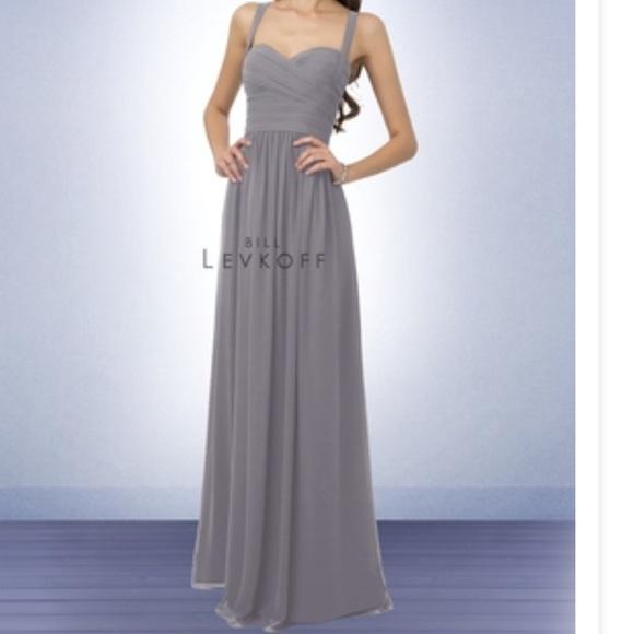 ff1430b5cfe1 Bill Levkoff Dresses & Skirts - Bill Levkoff Bridesmaid Dress