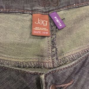 Jag Jeans Denim - Jag Jeans Plus Size Boot Cut with Stretch