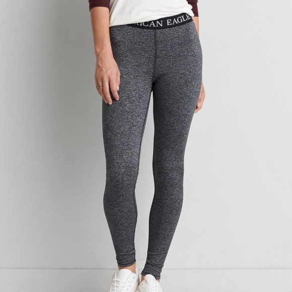 fe200c96b6fd96 American Eagle Outfitters Pants | Aeo Ahhmazingly Soft Leggings ...
