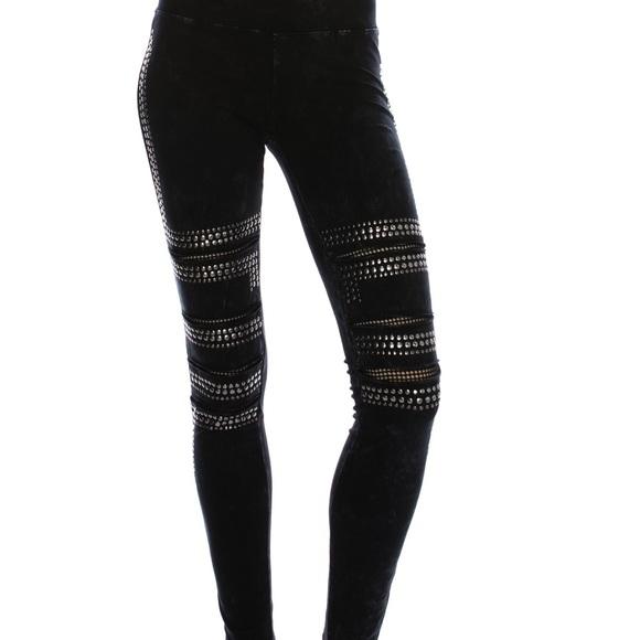 0c6bca18e89db Vocal Pants | Back In Stock Mesh And Studded Leggings | Poshmark