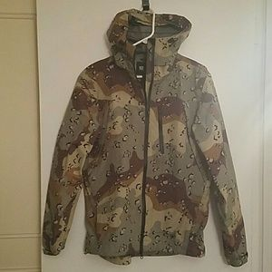 10.Deep Other - Men's rain jacket