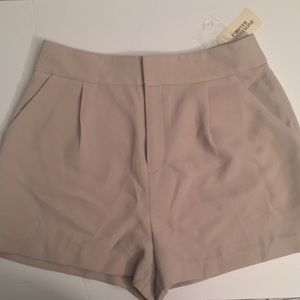 Forever 21 Pants - SALE!!! Beige Dress shorts