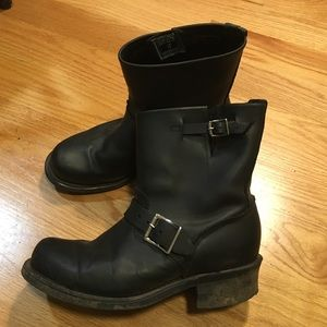 Shoes - Black Frye Boots