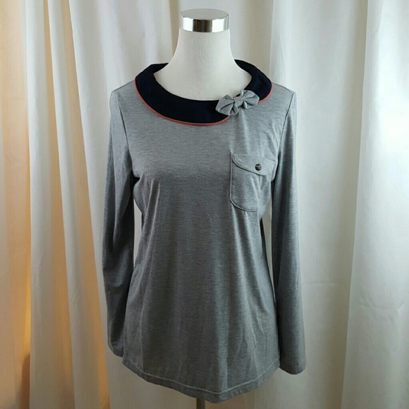 b8edf70bf47b Comme Toi Tops   Hepburn Boutique Top W Bow Details Work Chic   Poshmark