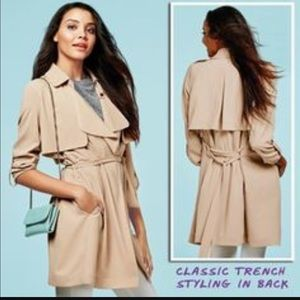 Avon Jackets & Blazers - Mark. soft trench