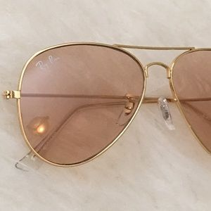 Ray Ban Style Aviators Sunglasses