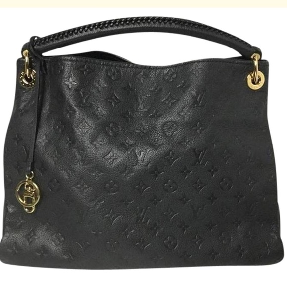 9884b79a1d6f1 Louis Vuitton Handbags - 100%Authen Louis Vuitton Empreinte Infini Artsy MM