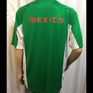 ADIDAS futbol/soccer/football MEXICO shirt/jersey