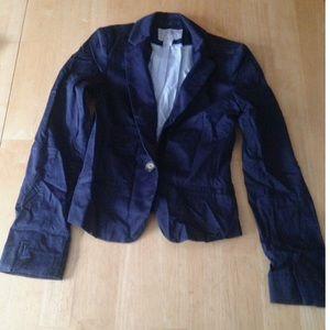 *FLASH SALE* H&M Navy Blue Blazer