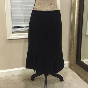 AB Studio Dresses & Skirts - 🌷AB Studio Flattering pleated A line skirt!
