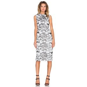 new | TY-LR The Verdant Dress High Neck Dress S
