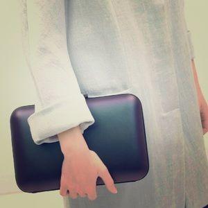 Zara Handbags - ZARA - NEW clutch / crossbody handbag NWOT