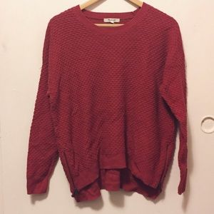 Madewell Texture Sweater