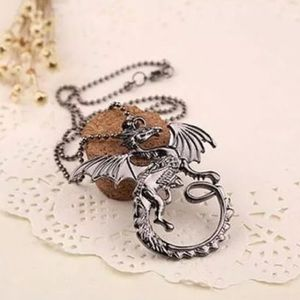 Jewelry - Game of Thrones dragon necklace