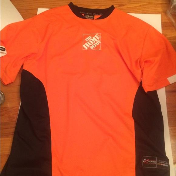 860541295 chase Shirts | Tony Stewart Home Depot 20 Jersey | Poshmark