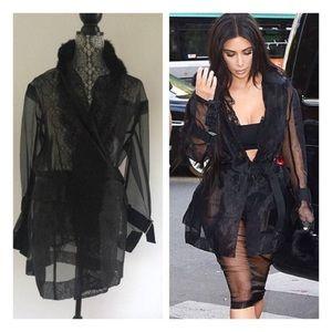 Sacai Jackets & Blazers - New SACAI sexy jacket Sz 1 small