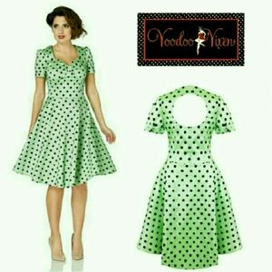 Voodoo Vixen Dresses & Skirts - Voodoo Vixen Hanna Dress