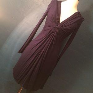 Dresses & Skirts - Navy Long Sleeve Dress