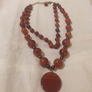 Anthroplogie necklace