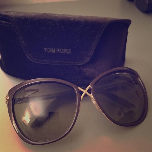 5b33daaed0e Tom Ford Celia Sunglasses