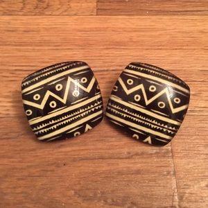 Aldo Jewelry - Print earrings!