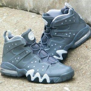 nike hyperdunk 10 94 charles barkley shoes