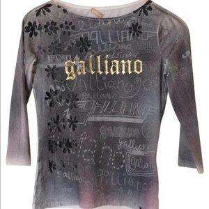 John Galliano Tops - John Galliano Top
