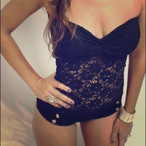 Other - NWT Black Bathing Suit