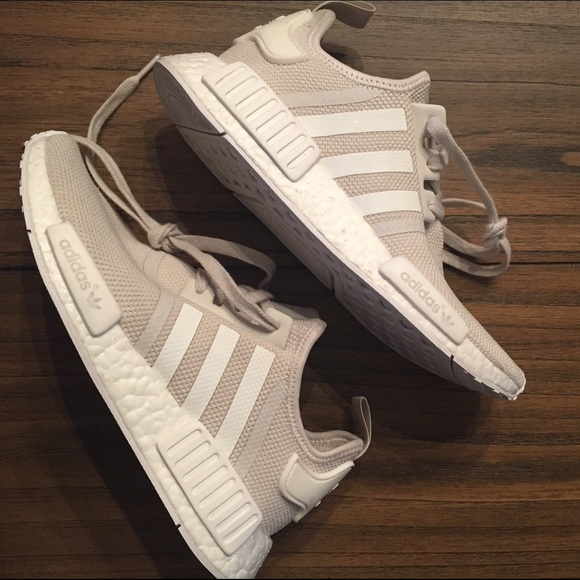 Adidas Shoes - Adidas NMD R1 light beige – women s 8 dc8a9286ca5c
